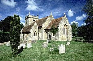 Stadhampton - Image: St.John the Baptist Church Stadhampton geograph.org.uk 93497