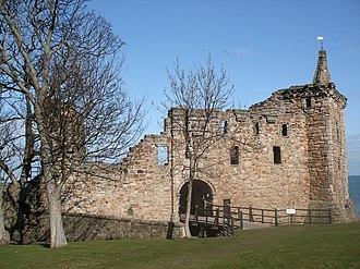 David Beaton - St. Andrews Castle