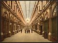 St. Hubert's gallery, Brussels, Belgium-LCCN2001697912.jpg
