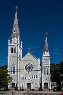 St. Josephs Church Complex (Cumberland, Rhode Island) United States historic place
