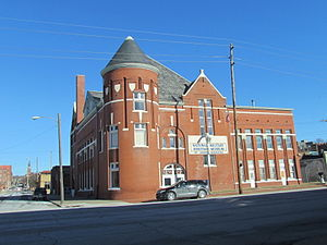 National Register of Historic Places listings in Buchanan County, Missouri