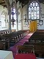 St. Mary's church, Wedmore - interior - geograph.org.uk - 1127654.jpg