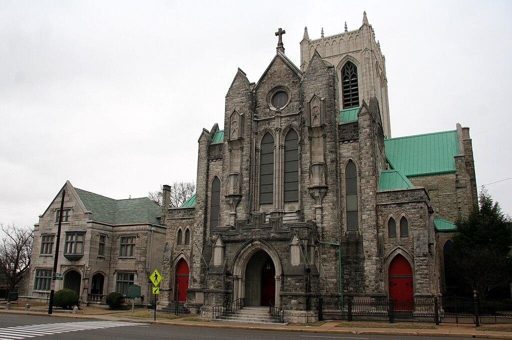 Episcopal Church Downtown Kansas City