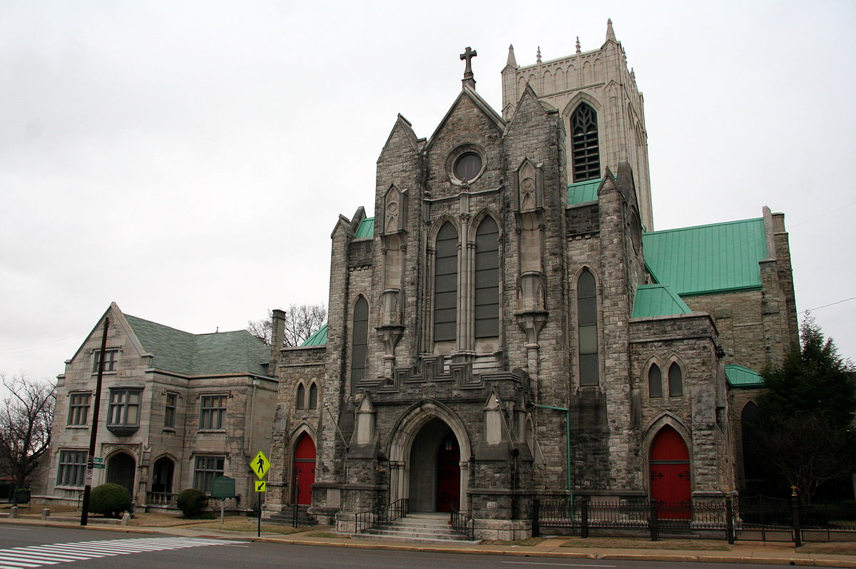 St. Mary's Episcopal Cathedral (Memphis, Tennessee ...