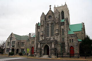 St. Marys Episcopal Cathedral (Memphis, Tennessee) Church in Tennessee, United States