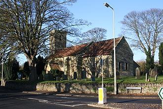 East Ayton - St John the Baptist church