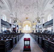 St Martin-in-the-Fields Church Interior, London, UK - Diliff