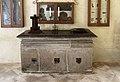 St Mary, Easton Neston - Tomb chest (geograph 4471180).jpg
