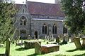 St Mary the Virgin, Welwyn, Herts - Churchyard - geograph.org.uk - 348877.jpg