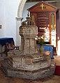 St Nicholas, Potter Heigham, Norfolk - Font - geograph.org.uk - 478541.jpg