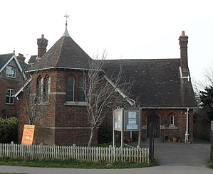 St Paul's Church, Rusthall - St Paul's Church Centre