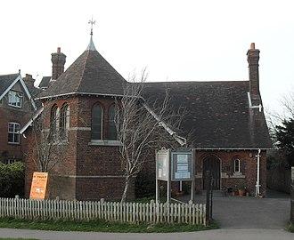 St Paul's Church, Rusthall - St Paul's Church Centre