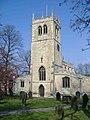 St Peter's Church, Conisbrough - geograph.org.uk - 406836.jpg