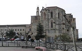 Nuestra Señora de la Soterraña - View from Main Square.