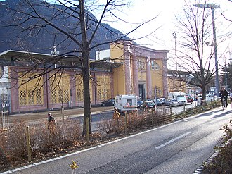 Stadio Druso - Image: Stadio Druso 01