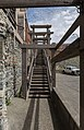 Staircase of Finlayson Building at Wharf Street, Victoria, British Columbia, Canada 08.jpg