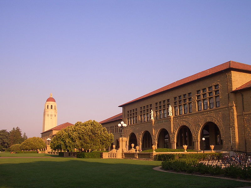 Stanford U Main Quad