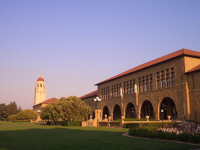 Stanford U Main Quad