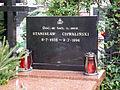 Stanislaw Chwalinski - Cmentarz na Sluzewie przy ul Renety.JPG