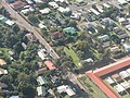Starr-091217-1679-Cinnamomum camphora-aeiral view habitat Elementary School and Baldwin Ave-Makawao-Maui (24624791399).jpg