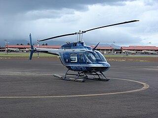 1977 Encino helicopter crash