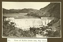 StateLibQld 1 256950 Rifle Creek Dam, Mt. Isa, 1932.jpg