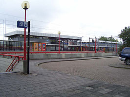 Station Bergen op Zoom