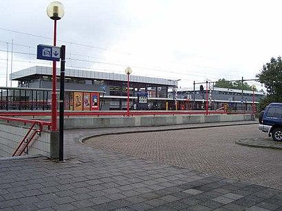 Hoe gaan naar Station Bergen op Zoom met het openbaar vervoer - Over de plek