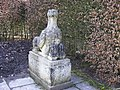 Statue in Gardens at Anglesey Abbey - geograph.org.uk - 1764801.jpg
