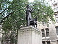 Statue of Abraham Lincoln, London (2848406086).jpg