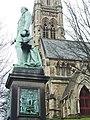 Statue of Col Edward Akroyd - geograph.org.uk - 344701.jpg