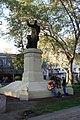Statue of Don Carlos Walker Martinez, Los Heroés, Santiago (5142847596).jpg