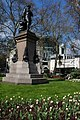 Statue of James Outram on the Embankment - geograph.org.uk - 636337.jpg