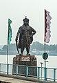 Statue of Raja Bhoja 01.jpg