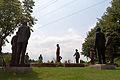 Statues of Chiang Kai-shek in Cih-hu (6236700170).jpg