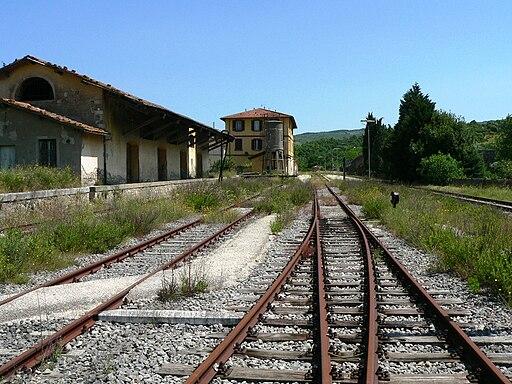 Stazione di Monte Amiata 4