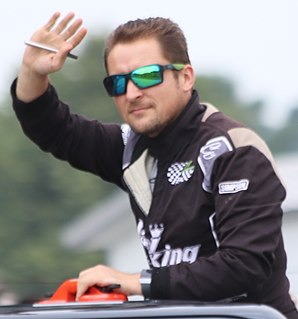 Stephen Leicht American stock car racing driver