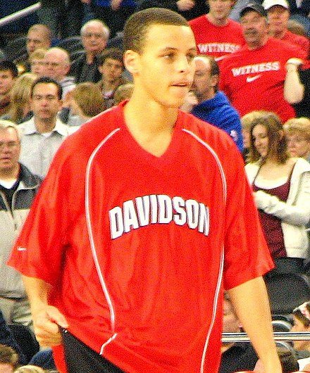 997d11287e0 Curry at the 2008 NCAA Tournament