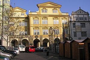 National Gallery in Prague - Šternberk Palace at Hradčany