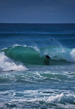 Tweed Shire - Duranbah Beach.