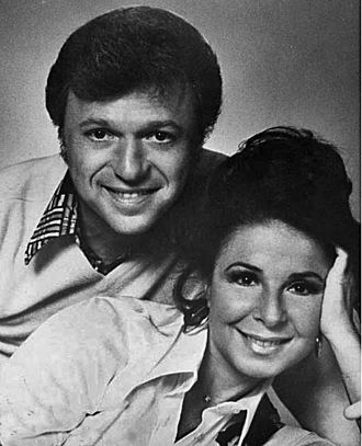 Steve Lawrence - Lawrence with wife Eydie Gormé