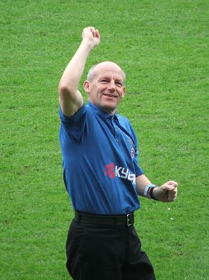 Steve Coppell - Coppell as Reading manager in 2006