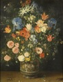 Still Life with Flowers and Insects (Jan Bruegel d.ä.) - Nationalmuseum - 18102.tif