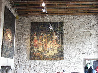 Stirling Castle Palace paintings.jpg