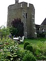 Stokesay Castle, the tower - geograph.org.uk - 1507323.jpg
