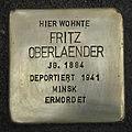 Stolperstein Bornwiesenweg 34 Fritz Oberlaender.jpg