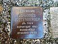 Stolperstein Johannes Guttenberger in Schorndorf.jpg