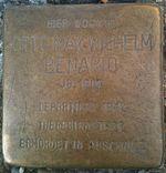 Stolperstein Otto Max Wilhelm Benario.jpg