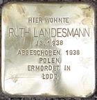 Stolperstein Siegen Landesmann Ruth.jpeg