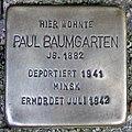 Stolperstein Verden - Paul Baumgarten (1882).jpg